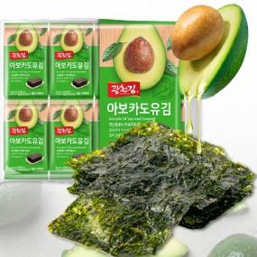 [광천김] 아보카도유김(64봉)+재래도시락김(64봉) 1BOX (총 128봉) 이미지