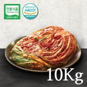 [젓갈김치][무명상회] 포기김치 10kg / 100% 국산농산물 / 무료배송 이미지