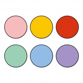 토디토 차량용방향제 송풍구 -컬러(원형) 이미지