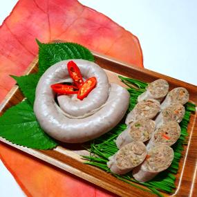 ★지역 전통식품을 찾아서★ 용인전통 백암순대 백순대500g x 4팩 이미지