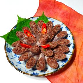 ★지역 전통식품을 찾아서★ 용인전통 백암순대 토종순대500g x 4팩 이미지