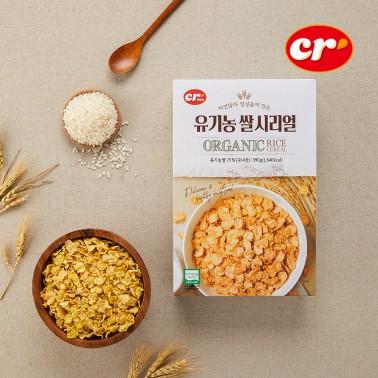 씨알로 유기농 쌀시리얼 390g 이미지