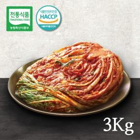 [젓갈김치][무명상회] 포기김치 3kg / 100% 국산농산물 이미지