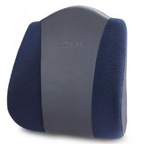 아르누보 메모리폼 차량용 등쿠션(대) 허리보호 바른자세유지 이미지