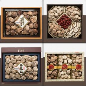 [추석PICK] 21년 추석 이왕상사/토우명작 버섯/견과선물세트 이미지