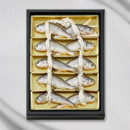 [설이왔소] [眞굴비]영광법성포굴비 오가2호 10미 선물세트(1.3kg이상) 이미지
