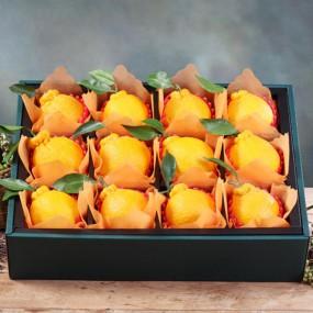 [설이왔소] 햇살아름 당도선별! 진품 한라봉 선물세트6kg이상 (한라봉12개/특품) 이미지