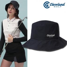 [클리브랜드골프] 와펜로고 남녀공용 골프 벙거지모자/골프용품/골프챙모자_CGKMCP005A 이미지