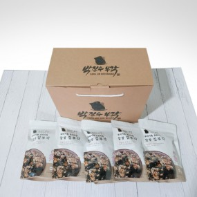 [설이왔소][박진수부각] 바삭바삭 건강 간식 김부각 45g / 다시마부각 40g 5팩 구성 (택1) 이미지
