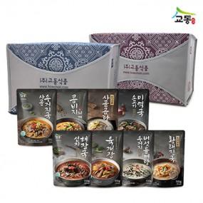 [설이왔소][교동식품]  알찬구성 실온탕 8종 선물세트 이미지
