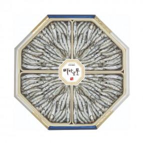 [설이왔소][바보상회] 프리미엄 팔각지함 죽방멸치 설 선물세트 (무료배송) 이미지