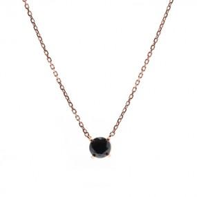 [에비뉴다이아몬드] 14K 1.26캐럿 천연 스피넬 목걸이 8월의 보석 - 한정수량 특가! 이미지