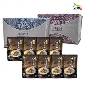[설이왔소][교동식품]  국내산 사골곰탕 실속 구성 선물세트 이미지