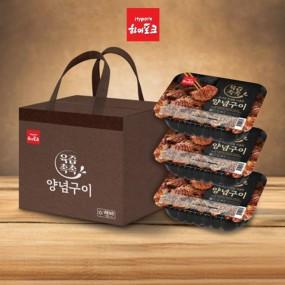 [설이왔소]양념갈비보다 훨씬 맛있는! 하이포크 육즙촉촉 구이모듬 세트 800g*3팩 (무료배송) 이미지