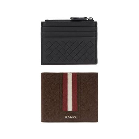 [보테가베네타/발리]남성 카드 지갑 , 반지갑 이미지