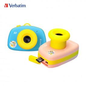 Verbatim 버바팀 V2 키즈 미니 디지털 카메라 이미지