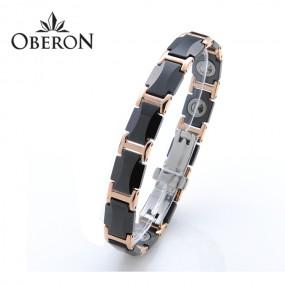 [OBERON]오베론 게르마늄 팔찌 OT-103RGBK 이미지