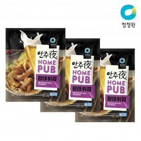 청정원 안주야 홈펍 황태튀김 220g x 3개 이미지