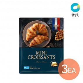 청정원 집으로ON 미니크로아상 냉동생지 350g(14개입) x 3개 이미지