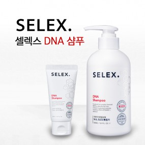 [SELEX] 셀렉스 DNA 샴푸 - 탈모완화 특허 이미지