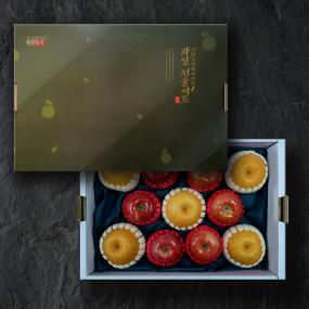 [설이왔소][무명상회 자연직송] 사과배 혼합세트 1호(제수용) 이미지