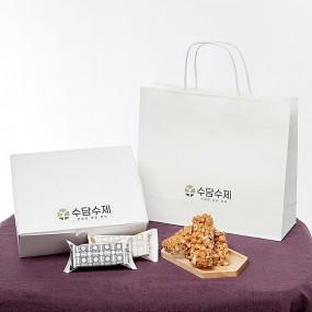 [설이왔소] 맛보면 반할 수 밖에 없는 수제강정 오란다 혼합 선물세트 (중/대) 이미지