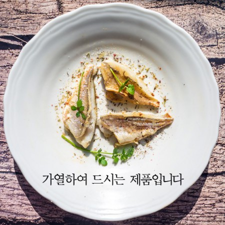 [파도소리] 담백한 맛이 일품인 조기살 (500g x 3봉) 이미지