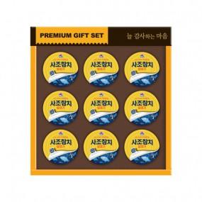[설이왔소] [사조해표] 참치 9-A호 선물세트 이미지