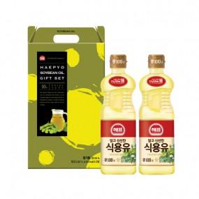 [설이왔소] [사조해표] 콩기름 10호 선물세트 이미지