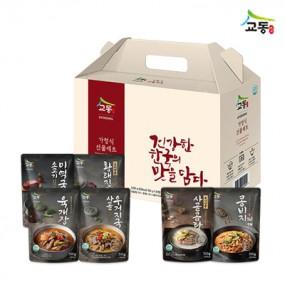 [지팔자][교동식품] ★BEST 실온탕 6종 선물세트 이미지
