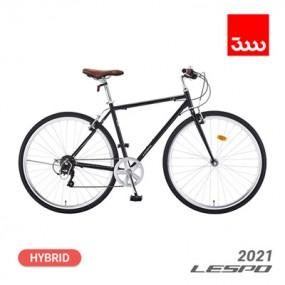 [삼천리] 21년형 레스포 펠릭스 7단 700C 하이브리드 자전거 이미지