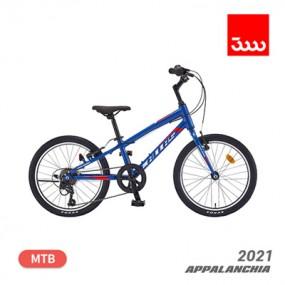 [삼천리] 21년형 아팔란치아 칼라스JR 7단 20인치 MTB 주니어 자전거 이미지