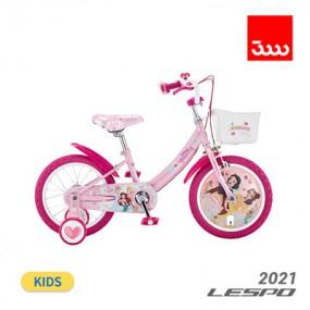 [삼천리] 21년형 레스포 프린세스 16인치 아동용 자전거 (100% 완조립) 이미지