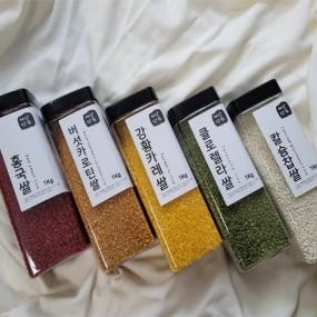 가수 조항조가 추천하는 기능성쌀 3종SET 1kg X 3종(선택상품) 이미지