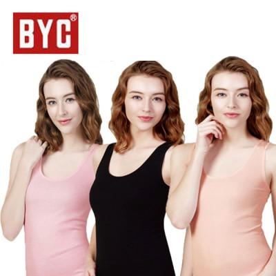 [BYC]여성 순면 심플 유색 런닝(T3633)