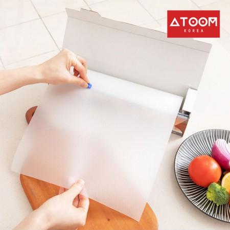 아툼 커팅앤커팅 보드 일회용 도마 캠핑 자취 낚시 요리 주방용품 이미지