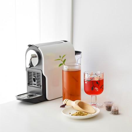 [메디프레소] 커피&티 캡슐 머신 + 캐모마일 블렌드 캡슐 10개 증정 ★ 네스프레소 호환 캡슐 ★