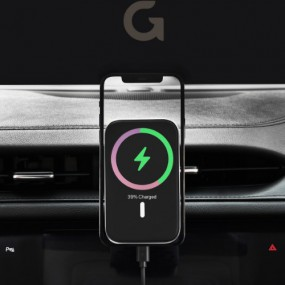 게이즈카 맥세이프 아이폰12 차량용 무선충전 거치대 이미지
