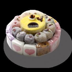 (빠른배송/지정일배송) 떡보의하루 고구마떡케익4호 국산쌀100% 이미지