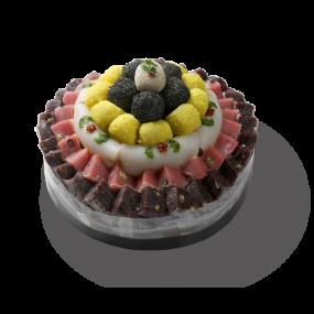 (빠른배송/지정일배송) 떡보의하루 떡케익5호 국산쌀100% 이미지