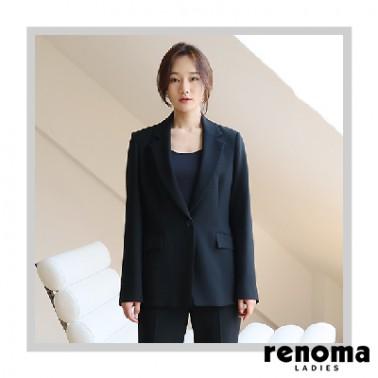 ★아라쇼 6회 방송상품★ 레노마레이디스 싱글 버튼 자켓 이미지