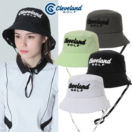 [클리브랜드골프] 스트링 남녀공용 로고 버킷햇/골프모자_CGKUCP1121