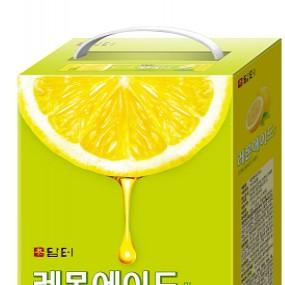 [담터]레몬에이드믹스80T 이미지