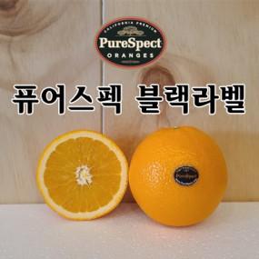 [과수원] 퓨어스펙 블랙라벨 오렌지 대과 (개당 250g내외) 3kg / 5kg 이미지
