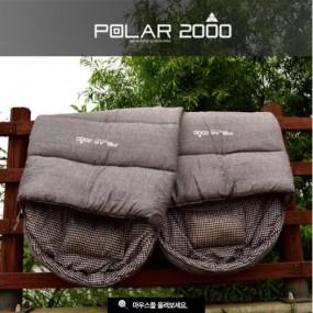 [제드] 폴라 2000 침낭 ZGASL0105 이미지