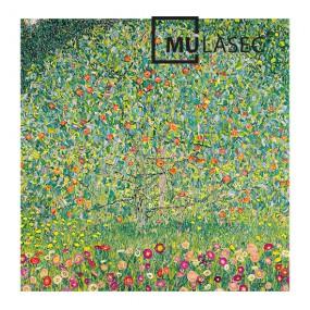 뮤라섹 구스타프 클림트 사과나무 70x70x3.5cm 이미지