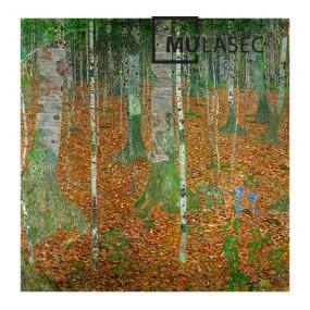 뮤라섹 구스타프 클림트 자작나무 70x70x3.5cm 이미지
