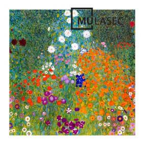 뮤라섹 구스타프 클림트 꽃의 정원 70x70x3.5cm 이미지
