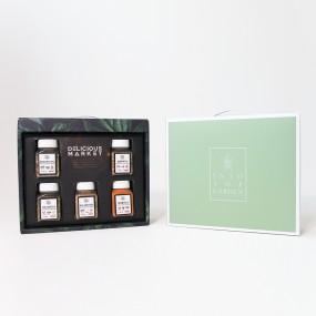 딜리셔스마켓 가정용 시즈닝 5종 선물세트 이미지