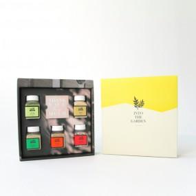 딜리셔스마켓 블렌딩 소금 5종 선물세트 이미지